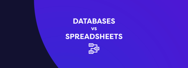 Excel Spreadsheet To Access Database In Databases Vs Spreadsheets: Excel, Access, Mysql