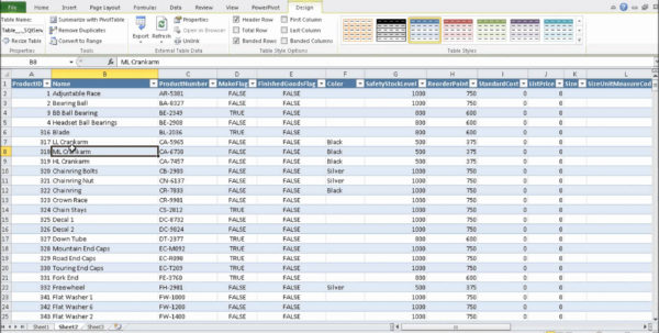 Excel Spreadsheet To Access Database Pertaining To Convert Excel Spreadsheet To Access Database 2010 Or How To