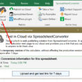 Excel Spreadsheet To App Pertaining To Publish Spreadsheet To Web 2018 How To Create An Excel Spreadsheet
