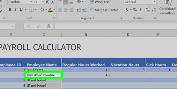 Excel Spreadsheet To Calculate Hours Worked Throughout How To Calculate Hours Worked In Excel. Excel Formula To Calculate