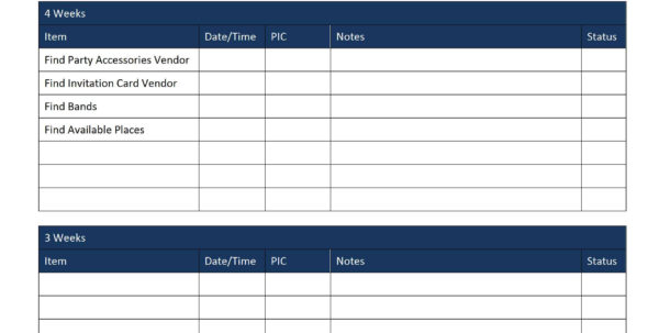 Excel Spreadsheet To Do List With Task List Template Excel Spreadsheet Fresh Event Planning To Do List