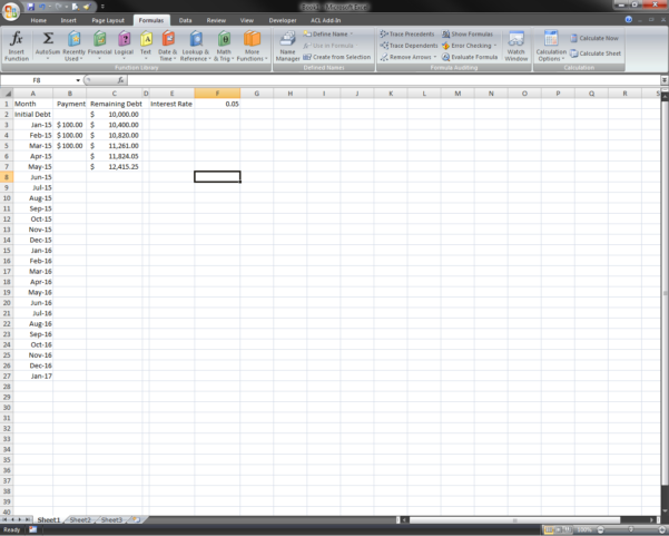 Excel Spreadsheet To Keep Track Of Payments Regarding Worksheet Function  How Would I Track Loan Payments In Excel