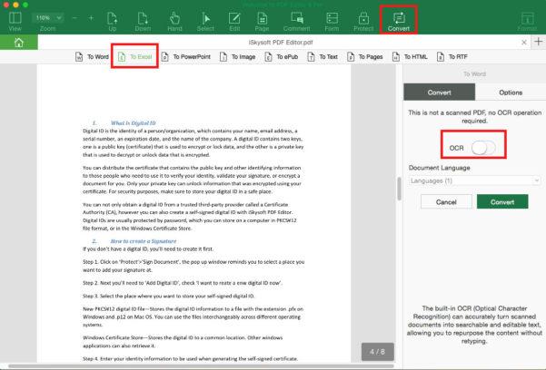 Excel Spreadsheet To Pdf Regarding How To Convert Pdf Data To Excel Spreadsheet Easily