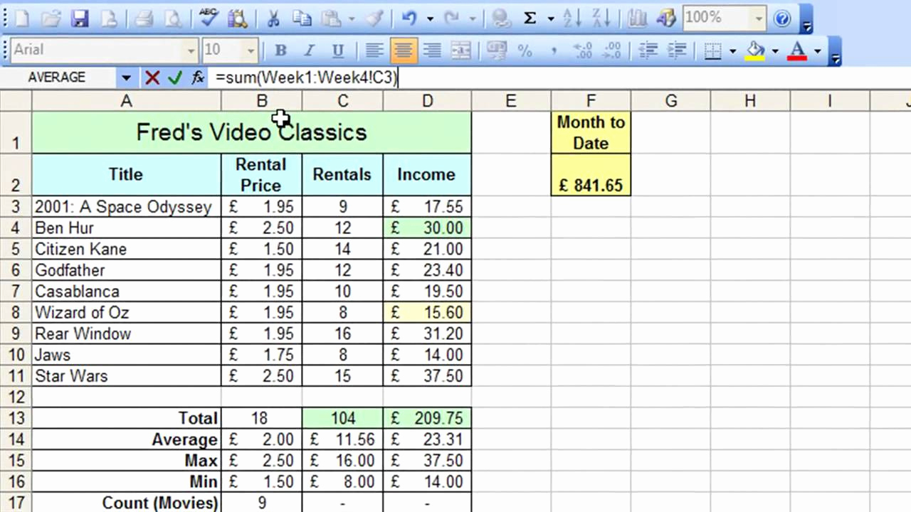 Excel Spreadsheet Training Courses Throughout Excel Spreadsheet Training Courses Excel Spreadsheets – Lodeling