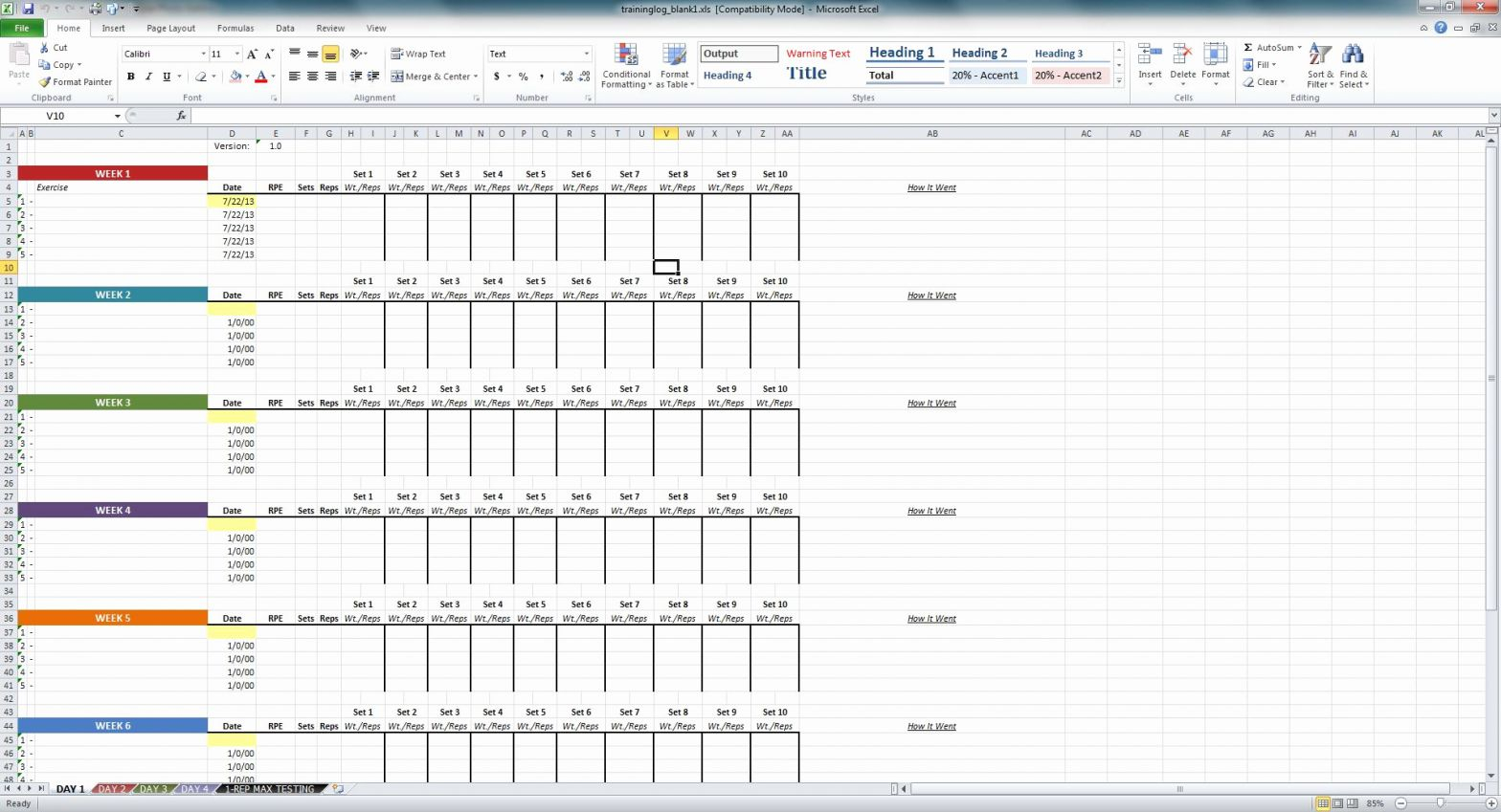 Excel Spreadsheet Training Courses with regard to 18 Excel Spreadsheet Training – Lodeling