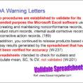 Excel Spreadsheet Validation Fda With Spreadsheet Validation Fda  Aljererlotgd