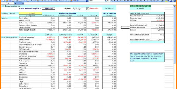 Excel Spreadsheets For Business Regarding 9  Excel Spreadsheet For Accounting Templates  Gospel Connoisseur