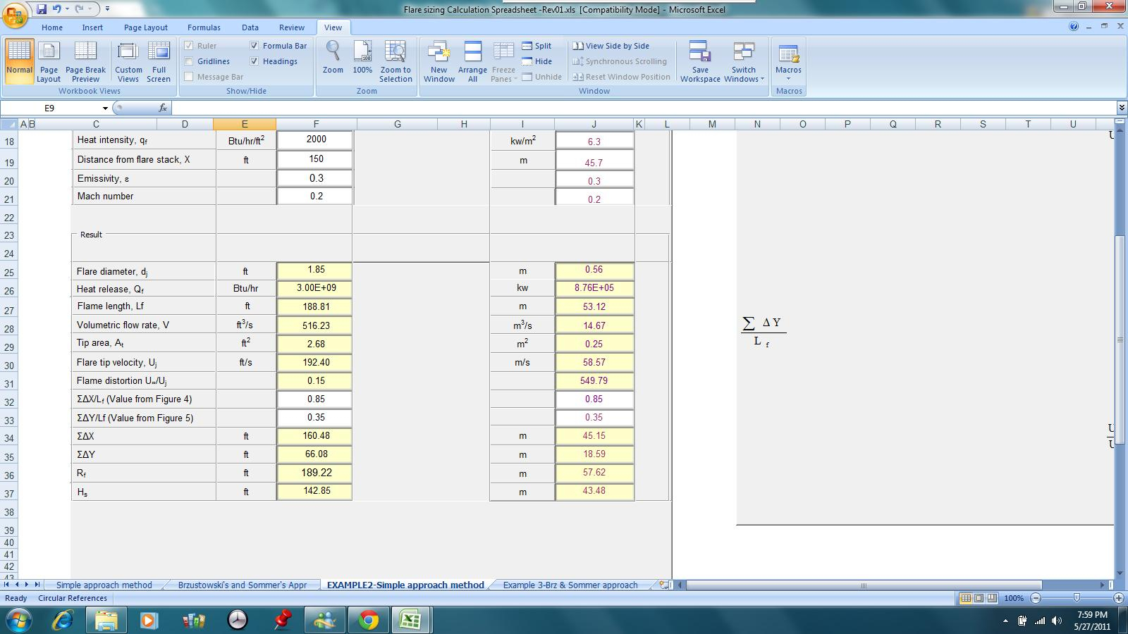 Excel Spreadsheets For Piping Calculations Throughout Kolmetz  Guidelines