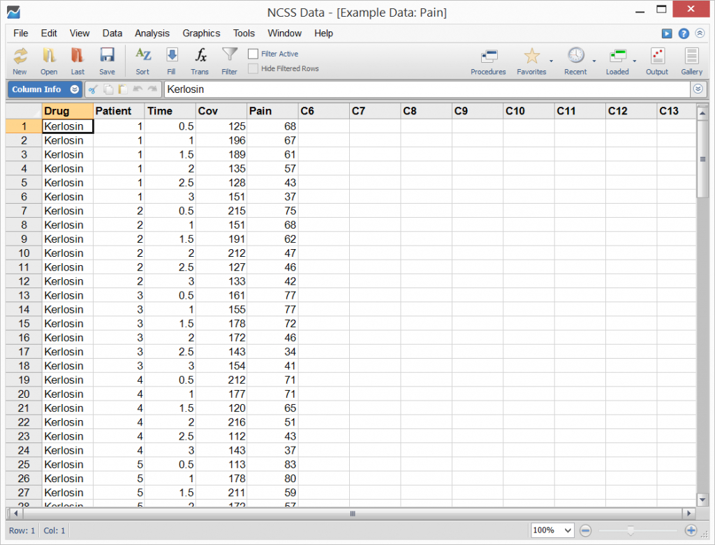 Excel Statistical Spreadsheet Templates With Regard To Sample Excel Data For Analysis Or Xls With Statistical Example Plus