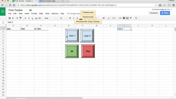 Excel Time Clock Spreadsheet Throughout Time Clock Spreadsheet Spreadsheet Softwar Time Clock Calculator