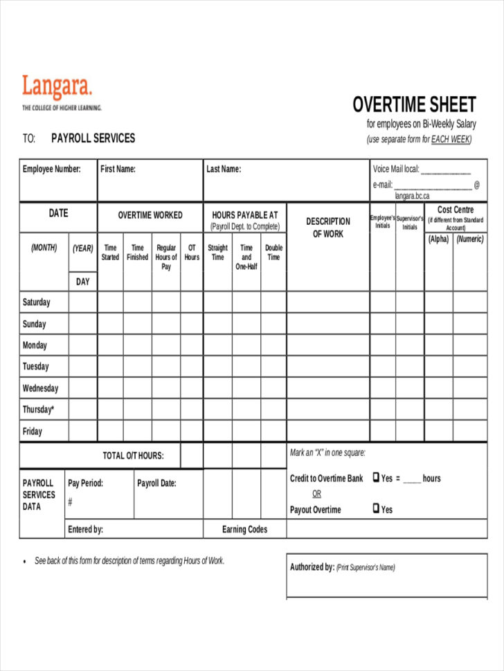 Excel Time Clock Spreadsheet Within Overtime Sheet Of Employee Template Selo L Ink Co Example Time Clock