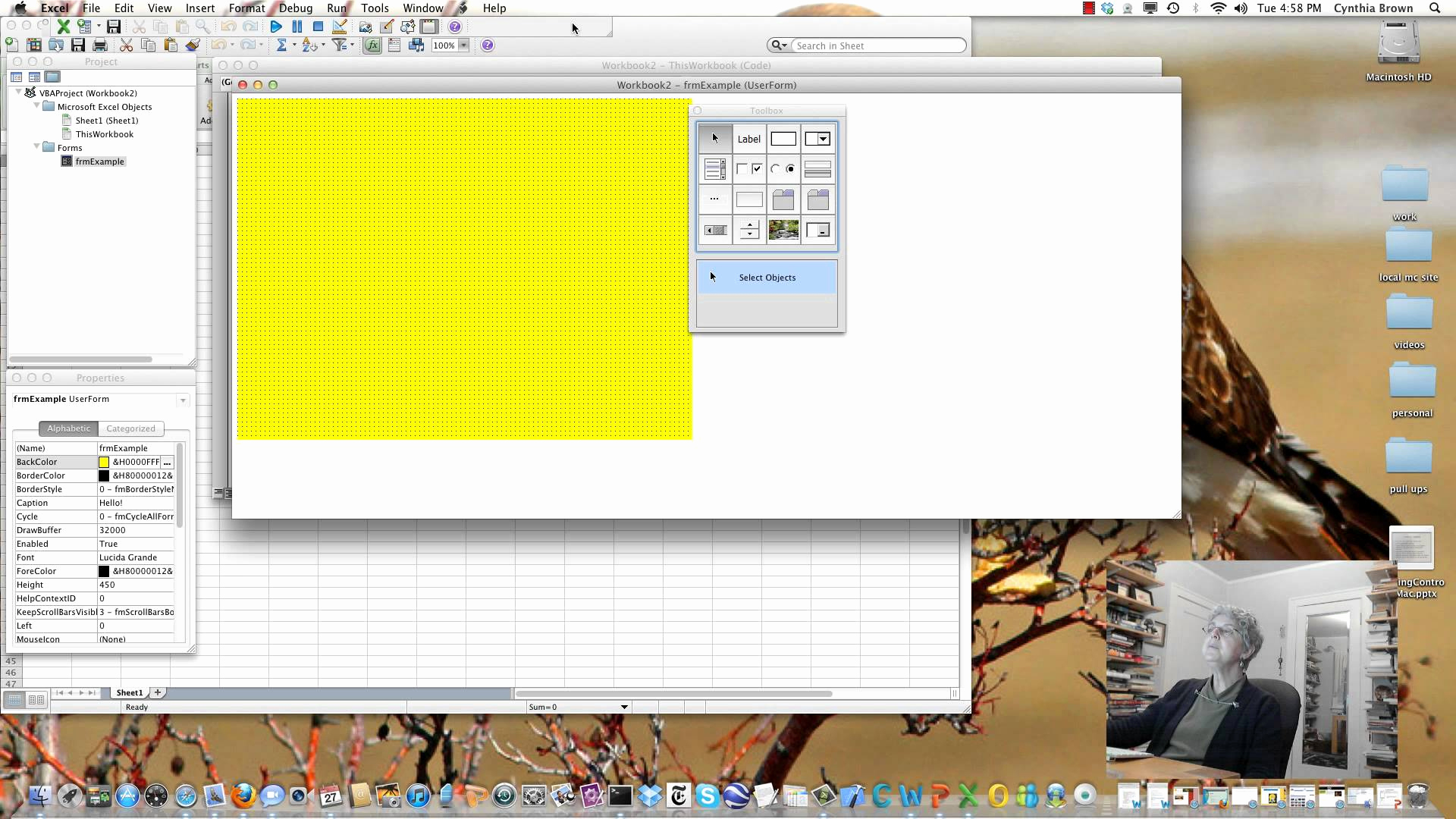Excel Userform Spreadsheet Control With Excel Userform Spreadsheet Control Awesome Create User Form Mac Of