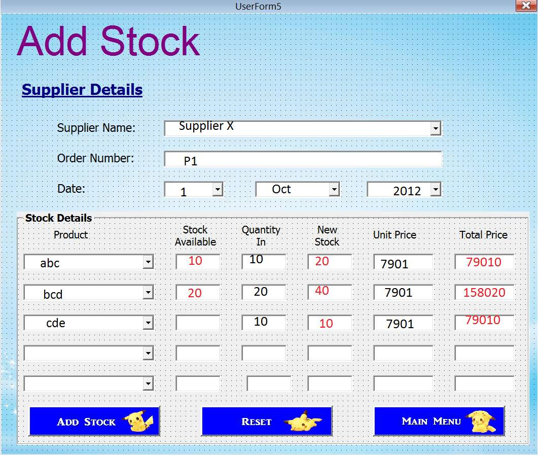 Excel Userform Spreadsheet Control Within Excel Userform Spreadsheet Control Or Spreadsheet Excel Userform