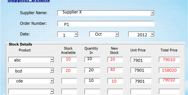 Excel Vba Spreadsheet In Userform In Vb Code : Import Userform Data To Excel Sheet  Stack Overflow