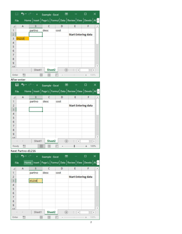 Excel Vba Spreadsheet In Userform With Regard To Excel Vba  Userform  Doesn't Change Output  Focus Worksheet