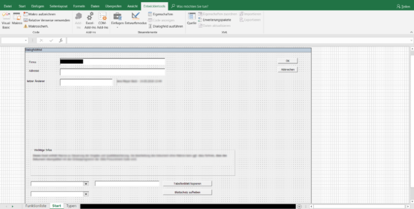 Excel Vba Spreadsheet In Userform Within How To Create An Excel Built In Userform  Stack Overflow