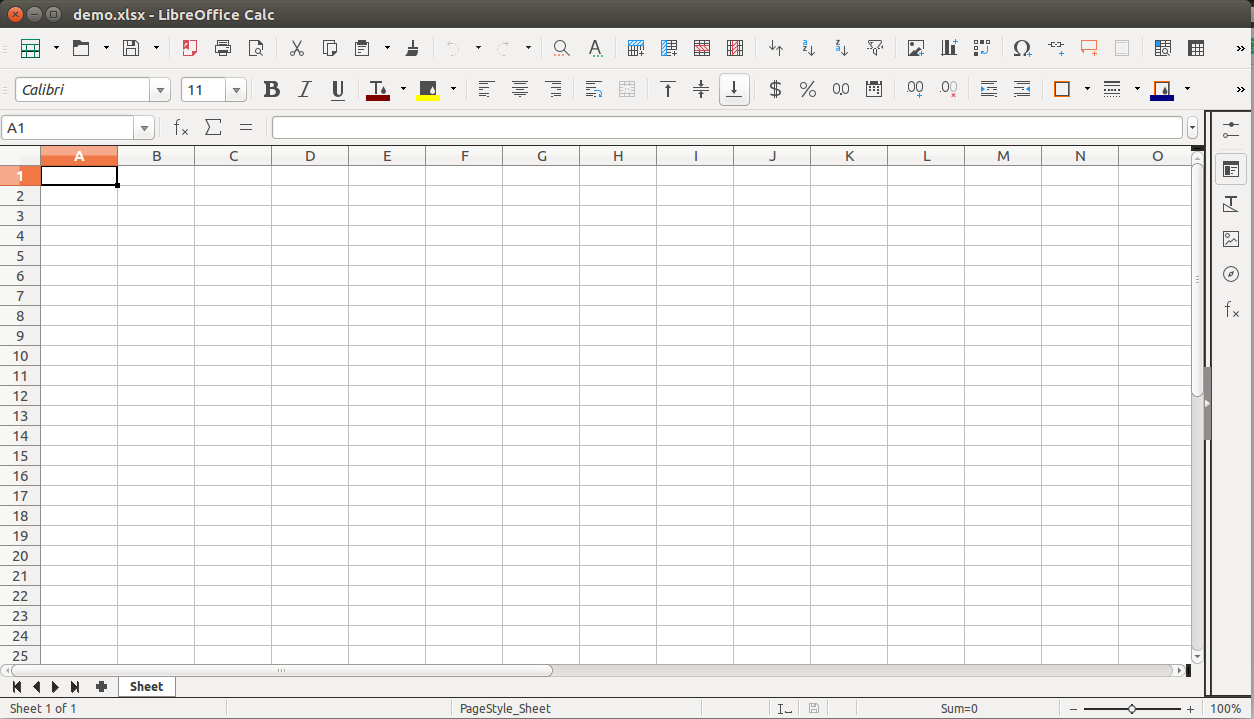 Excell Spreadsheet For Working With Excel Sheets In Python Using Openpyxl – Aubergine