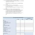 Exercise Spreadsheet Throughout Solved: Spreadsheet Exercise The Income Statement And Bala