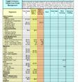 Expense Spreadsheet Template Excel Regarding Example Of Budget Spreadsheet Template Excel Farm Expenses Templates