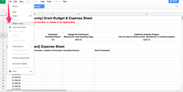 Expenses Spreadsheet Google Sheets Throughout Example Of Personal Budget Spreadsheet Google Sheets Utilizing To