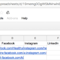 Extract Data From Email To Spreadsheet In Extract Social Profiles And Other Data From A List Of Business