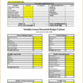 Family Cash Flow Spreadsheet For Easy Family Budget Worksheet And Household Bud Spreadsheet Templates