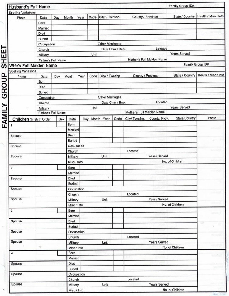 Family Tree Spreadsheet Template In Genealogy Spreadsheet Template Family Tree Template Excel With