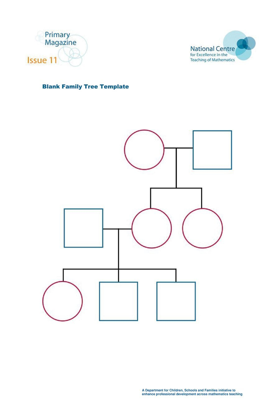 Family Tree Spreadsheet Template Throughout 50  Free Family Tree Templates Word, Excel, Pdf  Template Lab