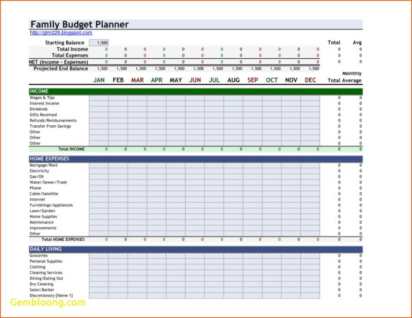 Family Tree Spreadsheet With Family Tree Template Excel Lovely Household Bud Excel Spreadsheet