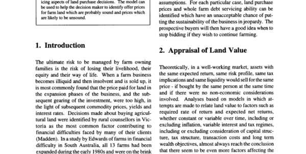 Farm Town Facilities Spreadsheet Intended For The Farming Game: Agricultural Management And Marketing, Second Farm Town Facilities Spreadsheet Payment Spreadsheet