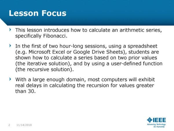 Fibonacci Calculator Spreadsheet In Fibonacci Via Recursion And Iteration  Ppt Download