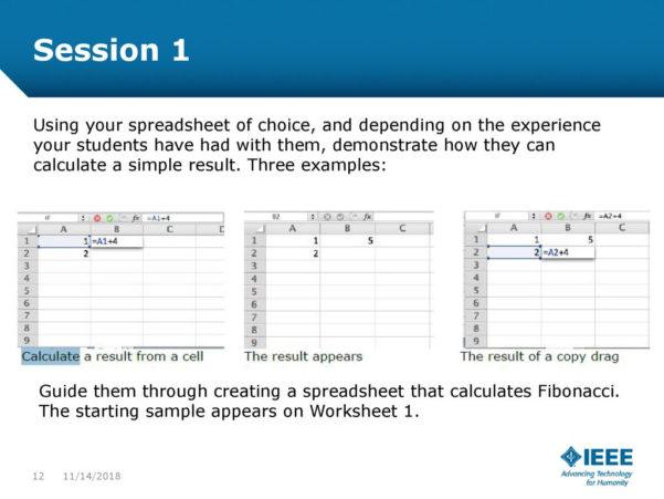 Fibonacci Calculator Spreadsheet Intended For Fibonacci Via Recursion And Iteration  Ppt Download