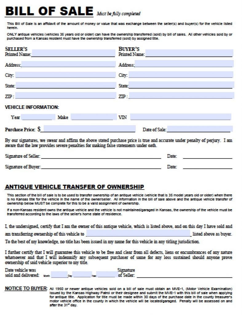 Fillable Spreadsheet Regarding Free Auto Bill Of Sale Template Vehicle Fillable Pdf Massachusetts