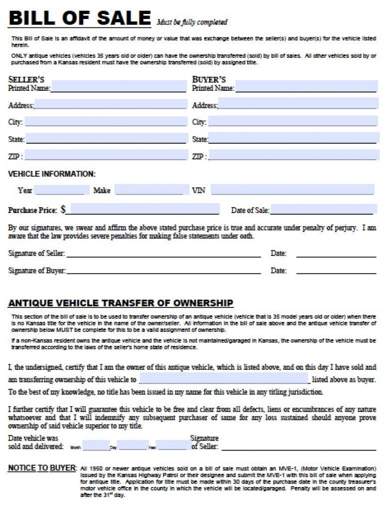Fillable Spreadsheet Regarding Free Auto Bill Of Sale Template Vehicle Fillable Pdf Massachusetts
