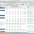 Financial Model Excel Spreadsheet Intended For Business Plan Financial Model Template Bizplanbuilder Modeling Excel