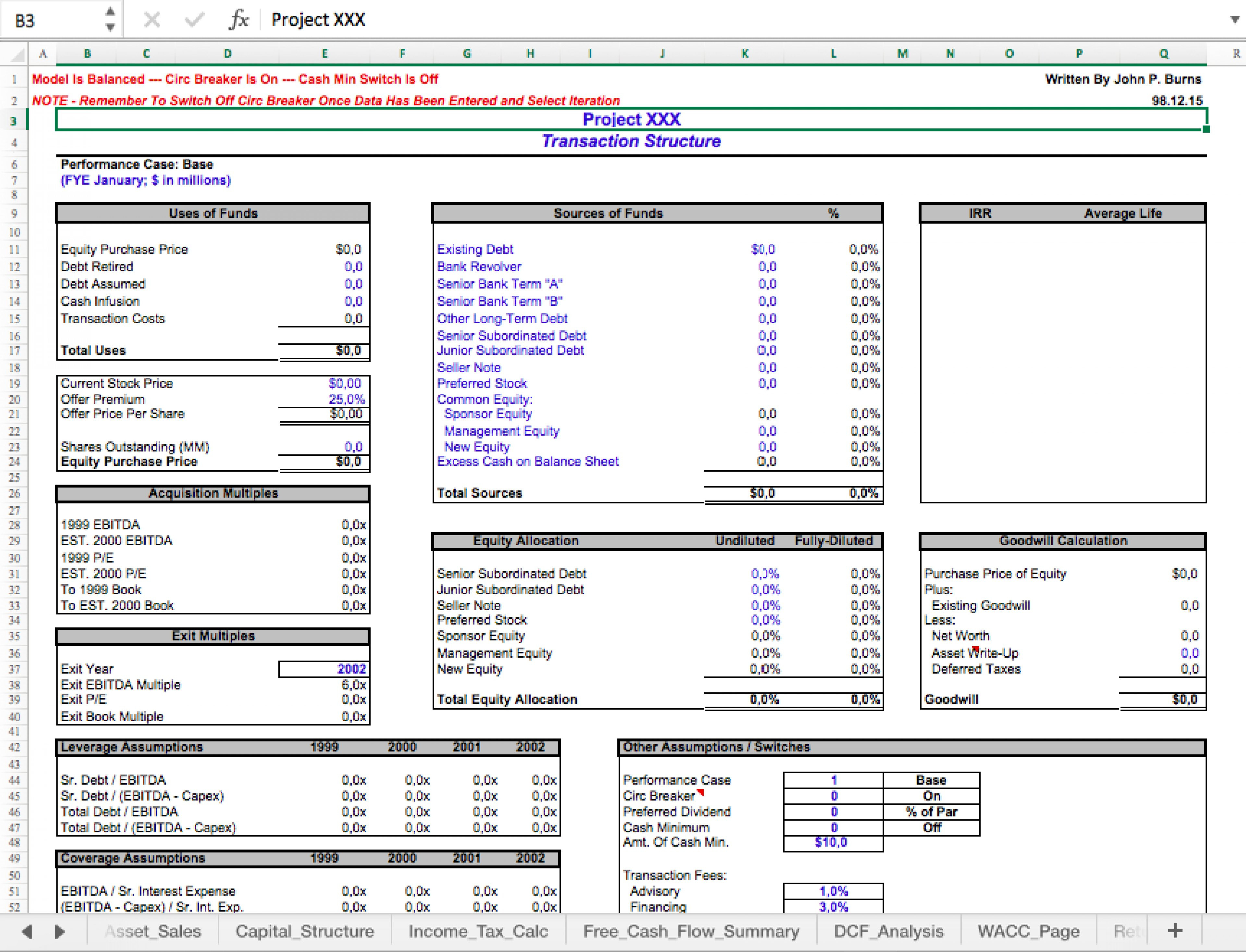 Financial Model Excel Spreadsheet With Financial Projections Excel Spreadsheet Or With Simple Template Xls