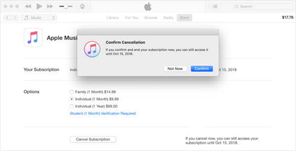 Financial Reporting Problem Apple Inc Excel Spreadsheet Pertaining To View, Change, Or Cancel Your Subscriptions  Apple Support