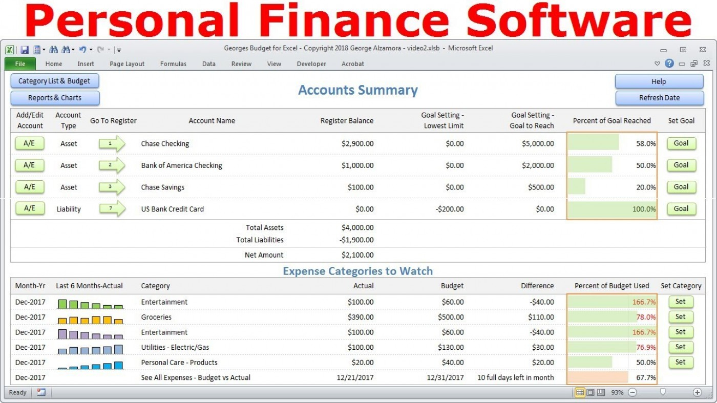 Financial Spending Spreadsheet Within 008 Maxresdefault Epic Personal Finance Budget Spreadsheet Planner