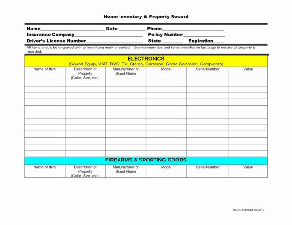 Firearms Inventory Spreadsheet With Gun Inventory Spreadsheet Jewelry  Pywrapper