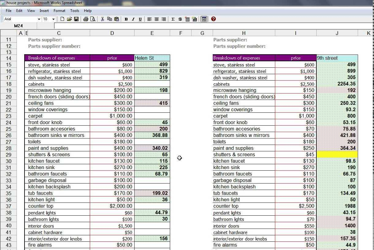 Fix And Flip Spreadsheet With Real Estate Flip Spreadsheet  Sosfuer Spreadsheet To Real Estate