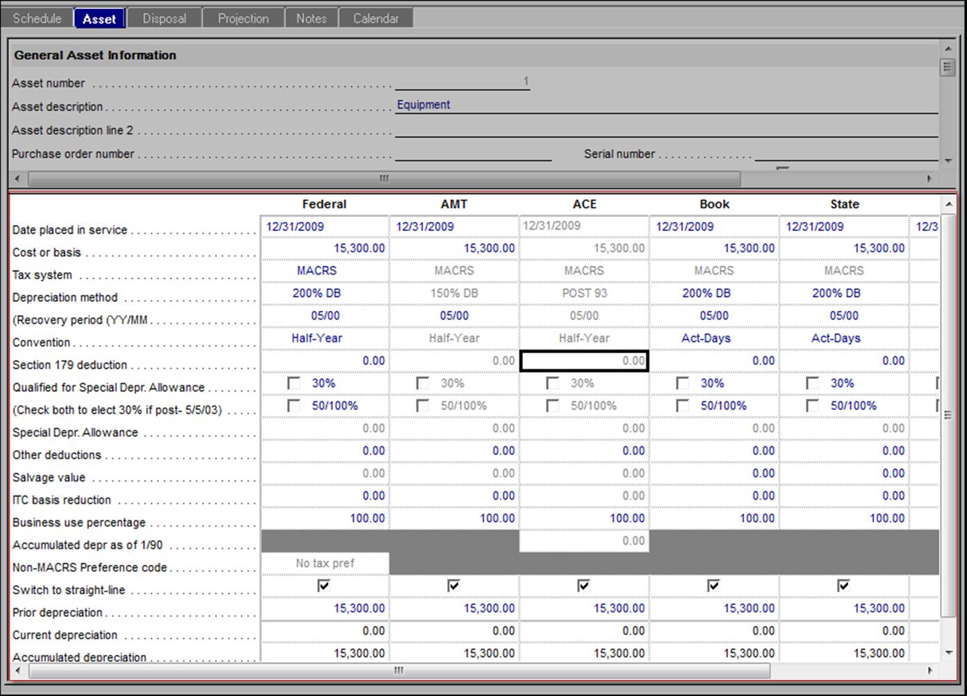 Fixed Asset Depreciation Excel Spreadsheet Inside Set Up Fixed Asset Manager Fam  Quickbooks Community