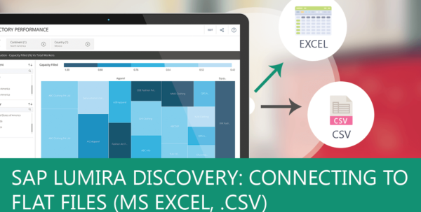 Flat File Database And Spreadsheets Regarding Sap Lumira Discovery  Connecting To Flat Files Ms Excel, .csv