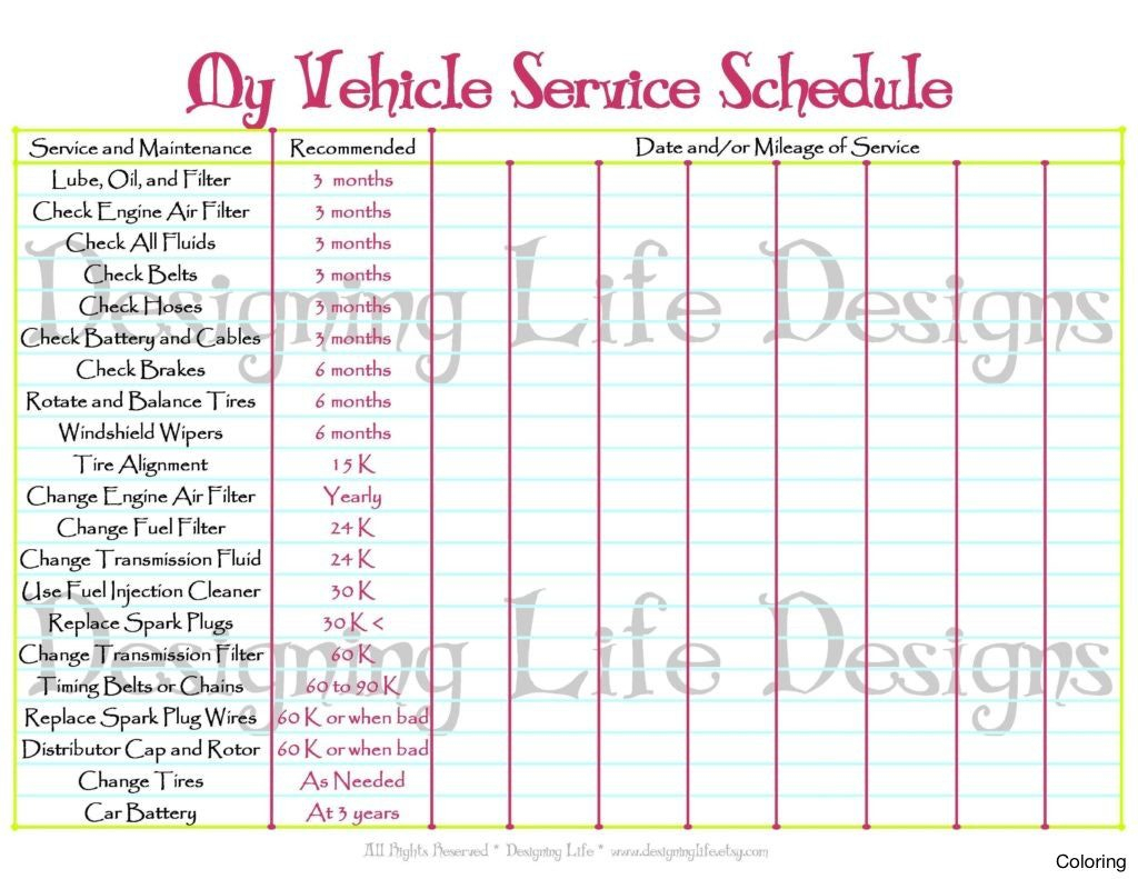 Fleet Maintenance Spreadsheet Template Inside Fleet Maintenance Spreadsheet Template Awesome Car Excel Schedule