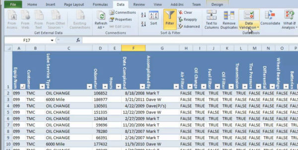 Fleet Management Spreadsheet Template Regarding Fleet Maintenance Spreadsheet Template Management Sheet  Askoverflow Fleet Management Spreadsheet Template Spreadsheet Download