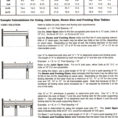 Flitch Beam Design Spreadsheet Intended For Flitch Beam Design Spreadsheet New 2—4 Floor Truss Span Table