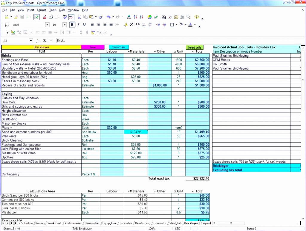 Food Storage Inventory Excel Spreadsheet In Example Of Food Storage Calculator Spreadsheet For Inventory Excel