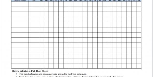 Food Waste Tracking Spreadsheet Regarding 29 Images Of Restaurant Waste Sheet Template  Bfegy