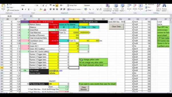 Football Betting Spreadsheet Template Intended For Football Betting Spreadsheet Sheet Results Excel College Odds