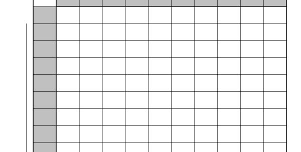 Football Picks Spreadsheet Template Regarding How To Play Football Squares