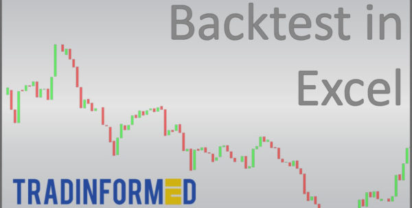 Forex Backtesting Spreadsheet Intended For Example: Backtesting A Trading Strategy  Tradinformed
